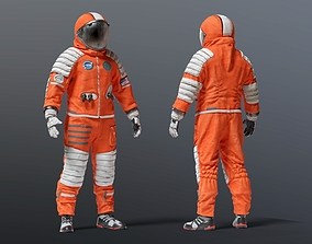 SPACESUIT Final Frontier Design 3G 3D