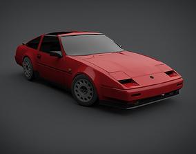 Nissan Z31 Kouki 3D asset realtime