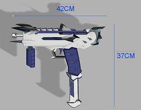 3D print model Sombra Rime Gun