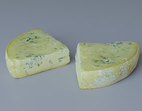 3D model Blue Cheese Photoscan