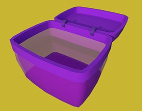 Basket 3D model VR / AR ready