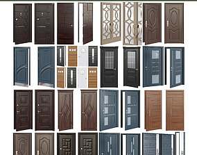 Door Collections 3d model