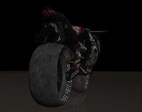 3D Kawasaki Ninja H2