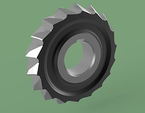 tool 3D Disk milling cutter