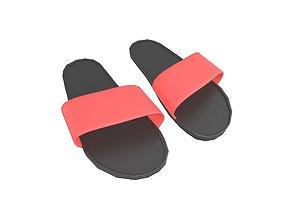 Flip Flops v4 016 3D asset