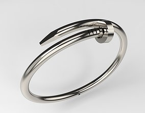 Model 144 Nail Bracelet