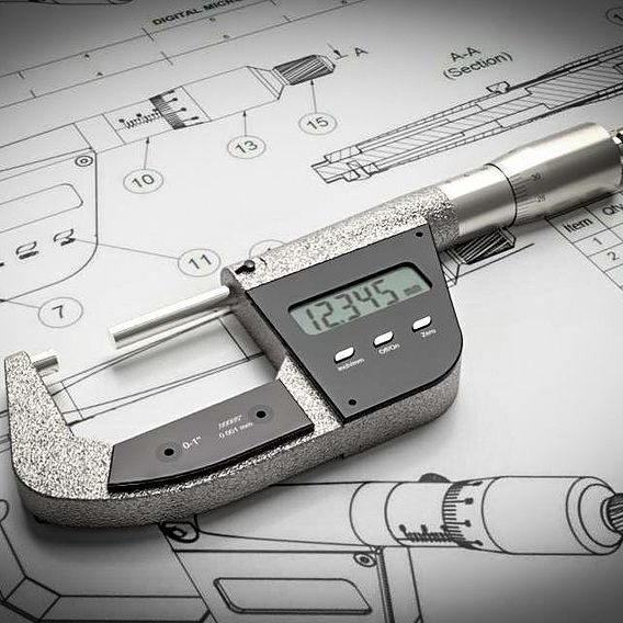 Digital Micrometer