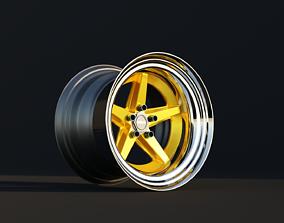 Rotiform 917 3D asset