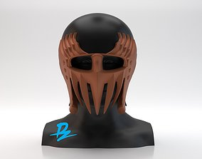 jagi helmet 3d print file anime