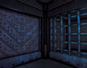 3D model Modular Dungeon Kit with