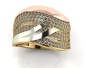 ring stone 122 3D printable model