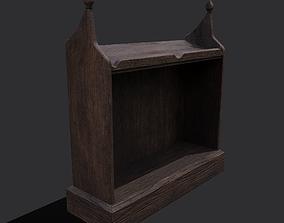 3D model Medieval Elegant Writing Stand