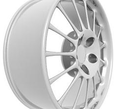 3D model Wheel Rim automobile