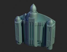 3D print model Bo-katan jetpack - The Mandalorian