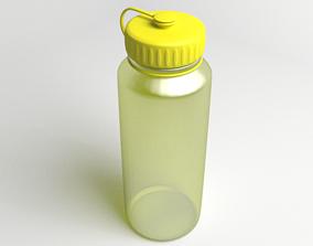 3D model Multi-use Bottle Water