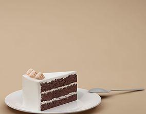3D model Cake 06