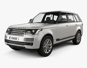 3D Land Rover Range Rover L405 Vogue 2014