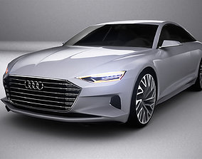 3D Audi Prologue