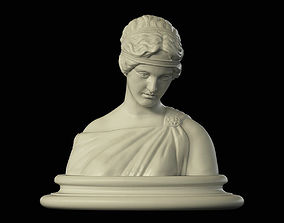 Bust of a Woman printable