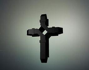 Mobeius Cross 3D print model