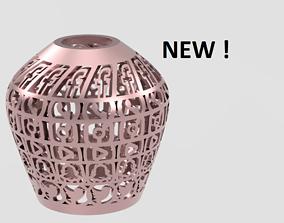 3D printable model social lamp shade