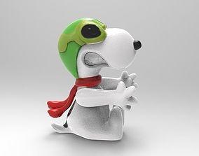 3D print model Snoopy