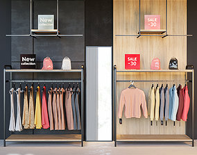 3D Clothing store