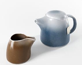 3D model Kinto Topo Teapot