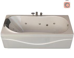 bathtube 773 e 3D