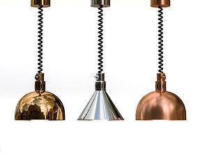 Hatco Heat Lamps 3D