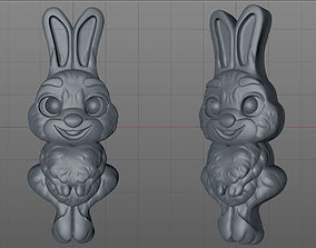 3D model of rabbit