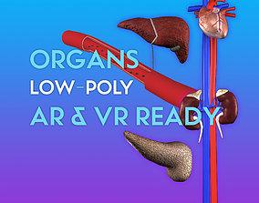 realtime 3D Organ Pack