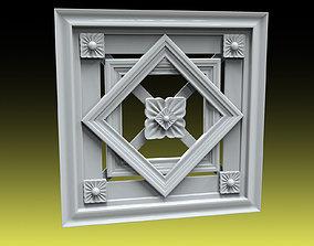 Rosette 035 3D printable model