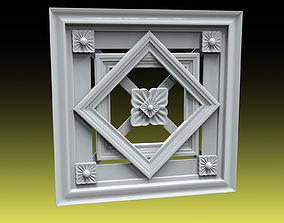 Rozette 035 3D print model
