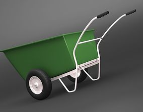 Wheelbarrow tool 3D