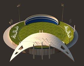 Abu Dhabi Stadium 3D