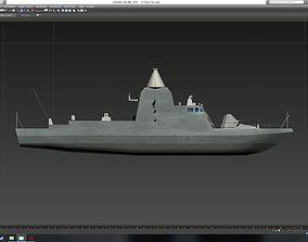3D asset ships