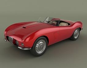 3D Arnolt Bristol Deluxe