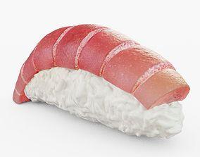 Maguro Sushi 3D model