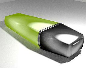 3D model Highlight Pen