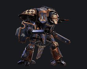 3D asset warhammer 40k Imperial Knight