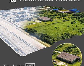 3D Aerial scan 1
