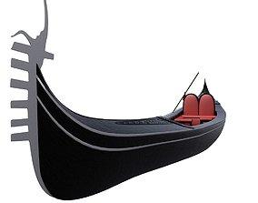 3D gondola
