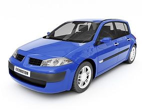 car 09 am132 3D