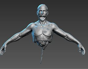 Dead Man X 3D printable model