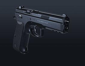 CZ-75 3D asset