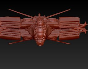 The best spaceship for intergalactic travel 3D print model