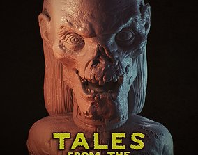 Tales from the Crypt 3D print model