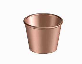 Flower Pot Plain 3D print model