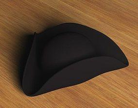 Three Cornered Hat 3D model